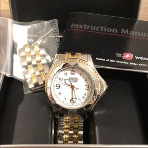 Wenger Men's Swiss Made Military Watch